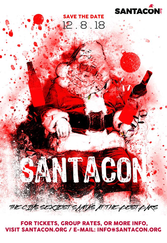 Nyack SantaCon
