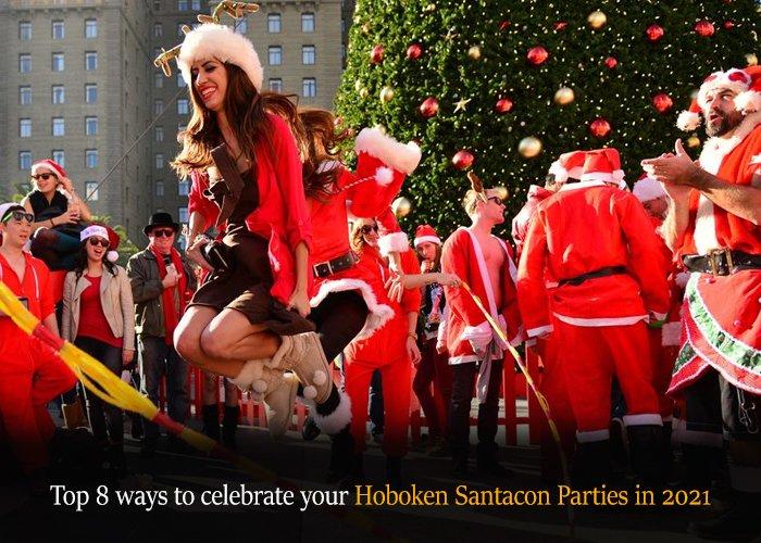 Hoboken Santacon _ TheSantacon